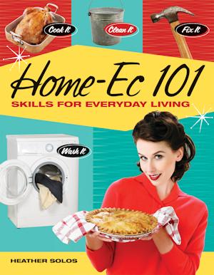 Home-Ec 101 Book